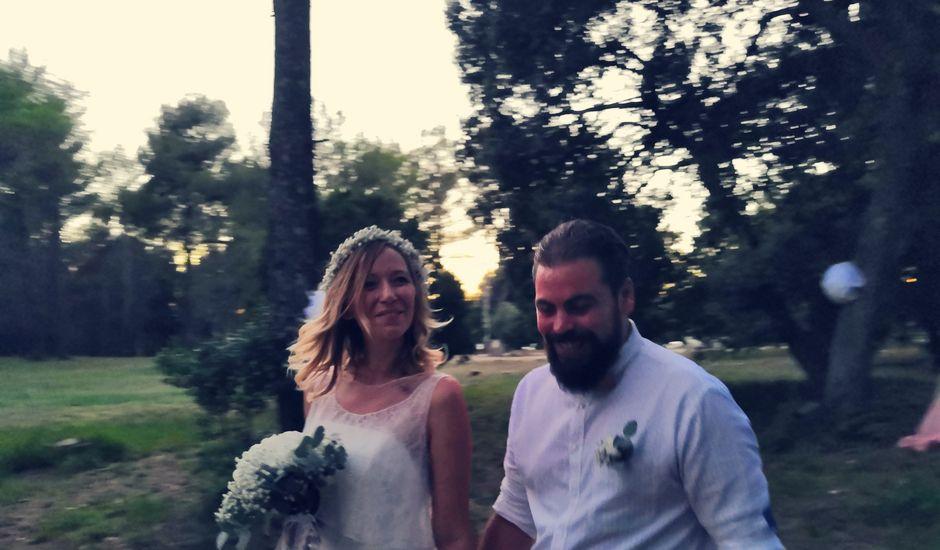 Le mariage de Jonathan et Coralie à Signes, Var