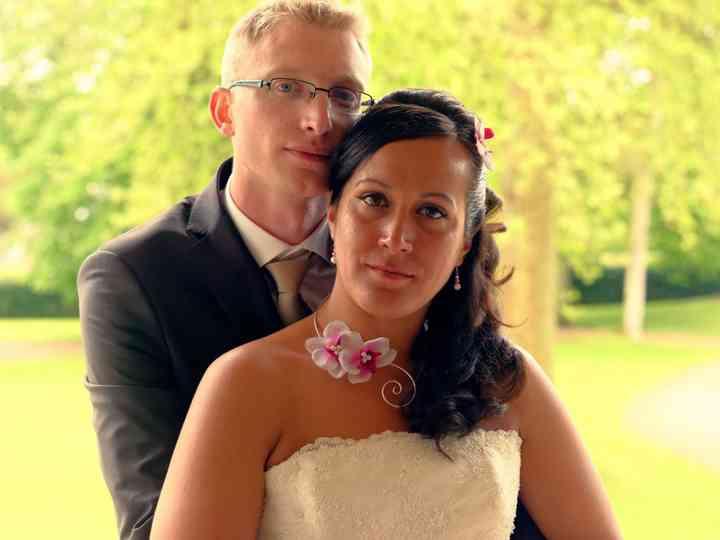 Le mariage de Tatiana et Guillaume
