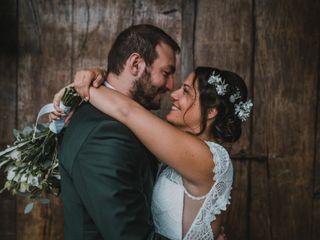 Le mariage de Céline et Florian
