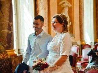 Le mariage de Morgane  et Chokri
