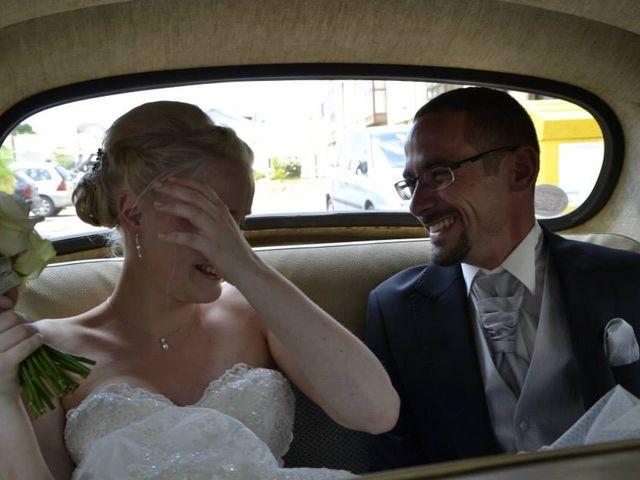 Le mariage de Florian et Barbara à Saint-Grégoire, Ille et Vilaine 3