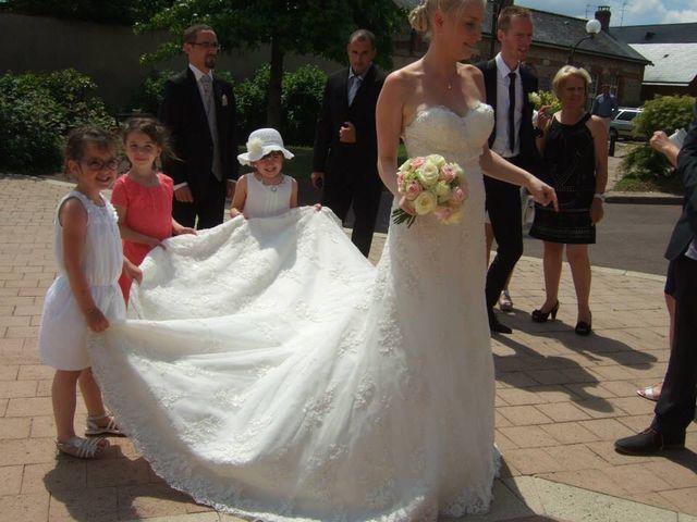 Le mariage de Florian et Barbara à Saint-Grégoire, Ille et Vilaine 11