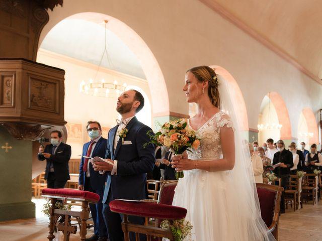 Le mariage de Jefferson et Claire à Orléans, Loiret 2