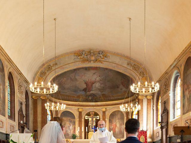 Le mariage de Jefferson et Claire à Orléans, Loiret 9