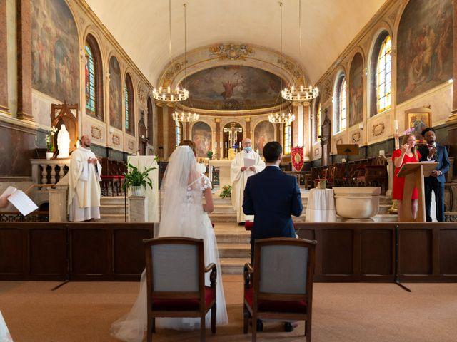 Le mariage de Jefferson et Claire à Orléans, Loiret 10