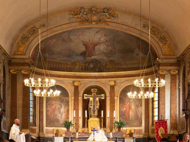 Le mariage de Jefferson et Claire à Orléans, Loiret 12