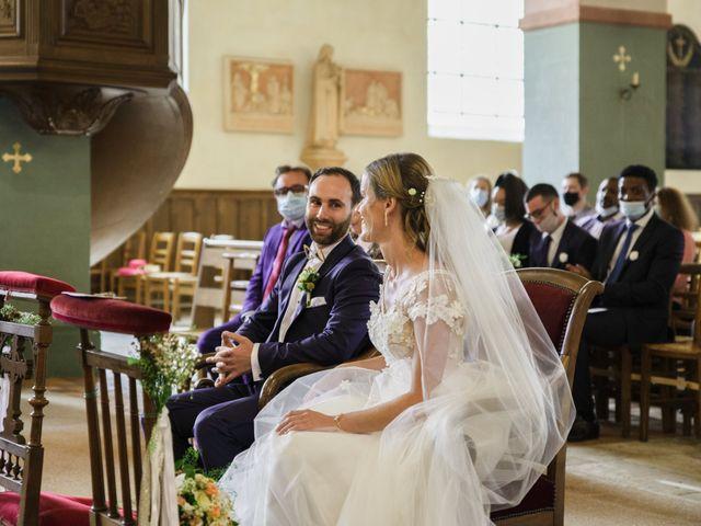 Le mariage de Jefferson et Claire à Orléans, Loiret 14