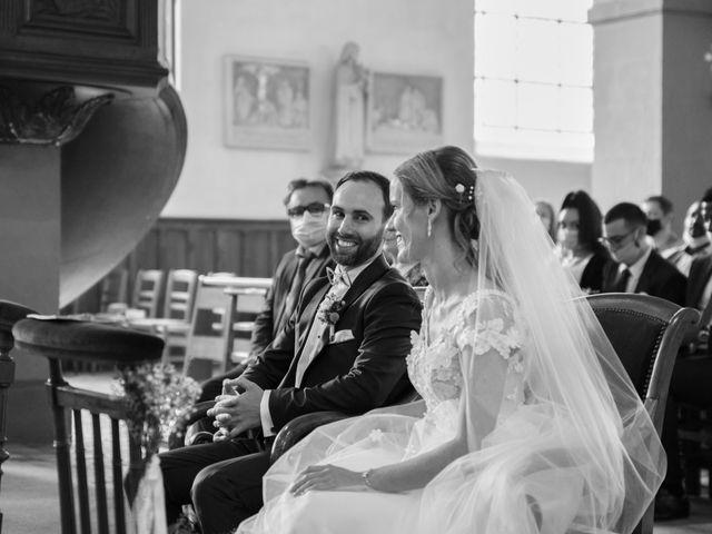 Le mariage de Jefferson et Claire à Orléans, Loiret 15