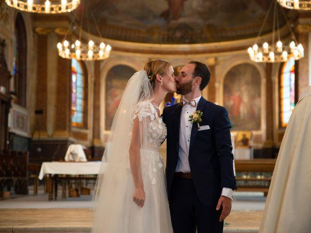 Le mariage de Jefferson et Claire à Orléans, Loiret 18