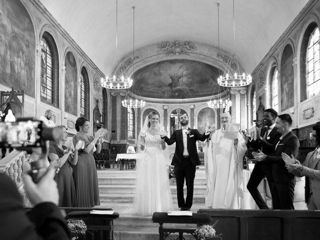 Le mariage de Jefferson et Claire à Orléans, Loiret 20