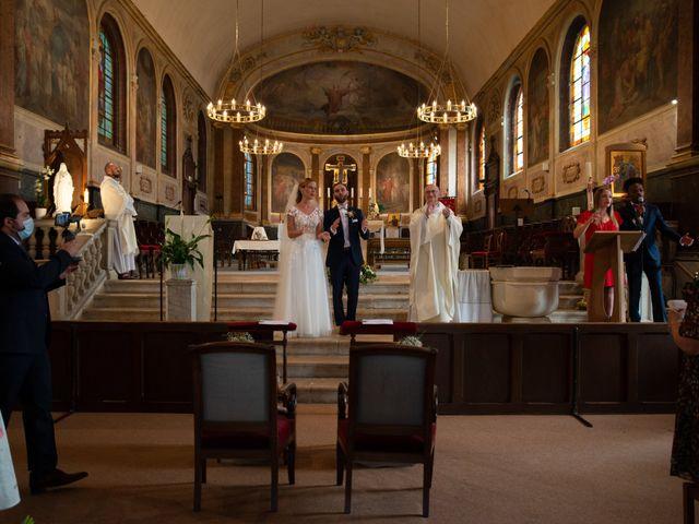 Le mariage de Jefferson et Claire à Orléans, Loiret 30