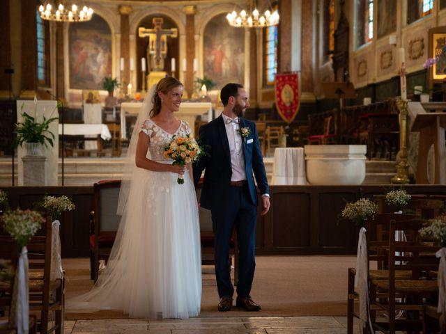 Le mariage de Jefferson et Claire à Orléans, Loiret 44