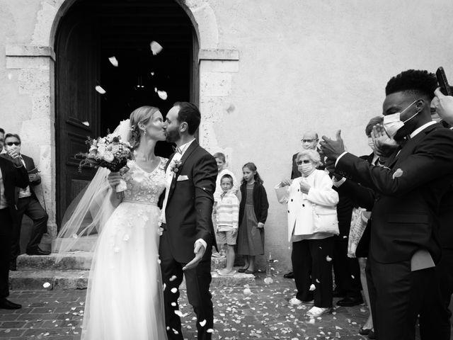 Le mariage de Jefferson et Claire à Orléans, Loiret 50