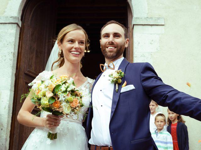 Le mariage de Claire et Jefferson