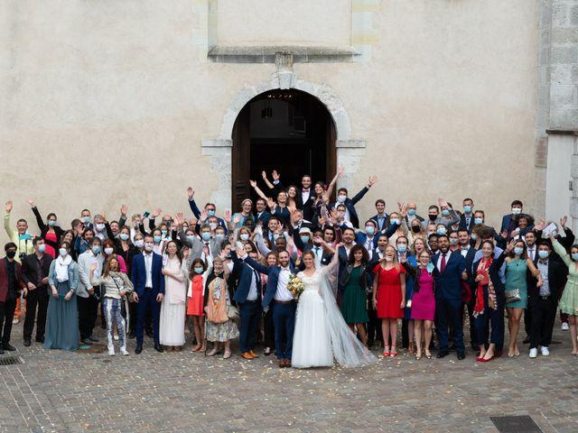 Le mariage de Jefferson et Claire à Orléans, Loiret 54