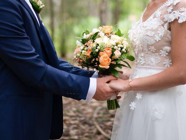 Le mariage de Jefferson et Claire à Orléans, Loiret 61