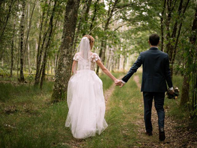 Le mariage de Jefferson et Claire à Orléans, Loiret 68