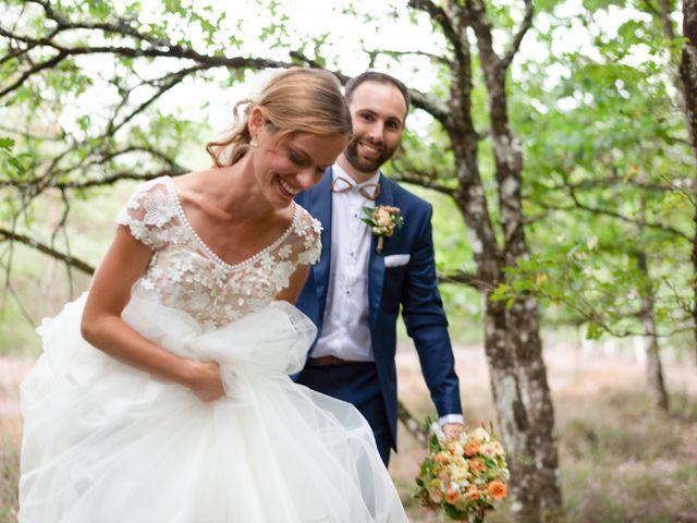 Le mariage de Jefferson et Claire à Orléans, Loiret 81
