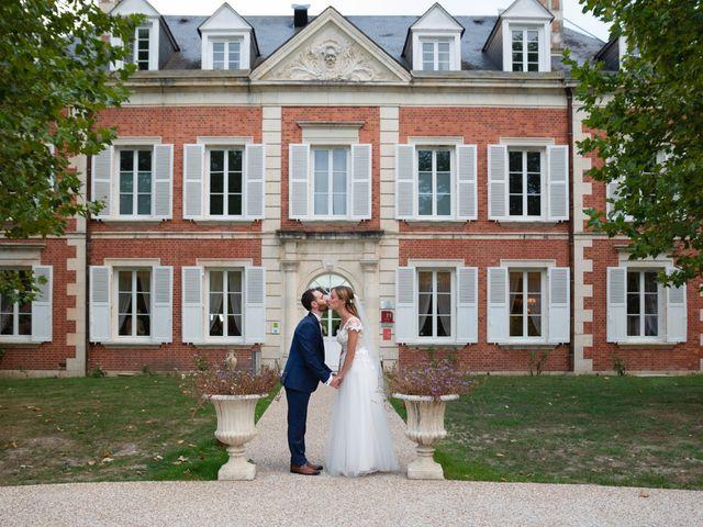 Le mariage de Jefferson et Claire à Orléans, Loiret 57