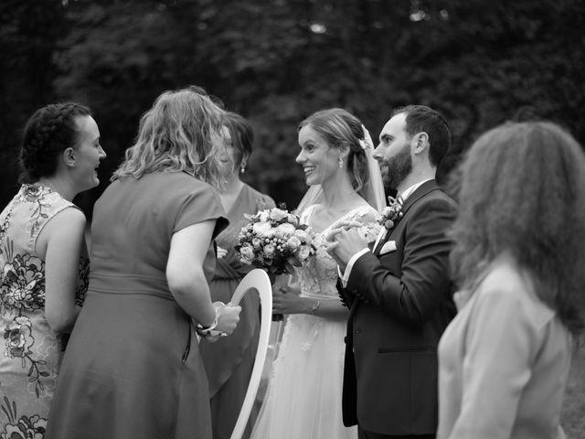 Le mariage de Jefferson et Claire à Orléans, Loiret 91