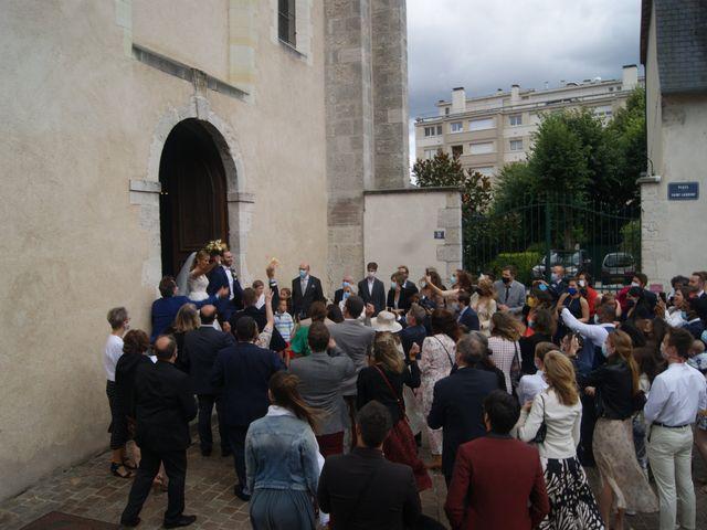 Le mariage de Jefferson et Claire à Orléans, Loiret 46