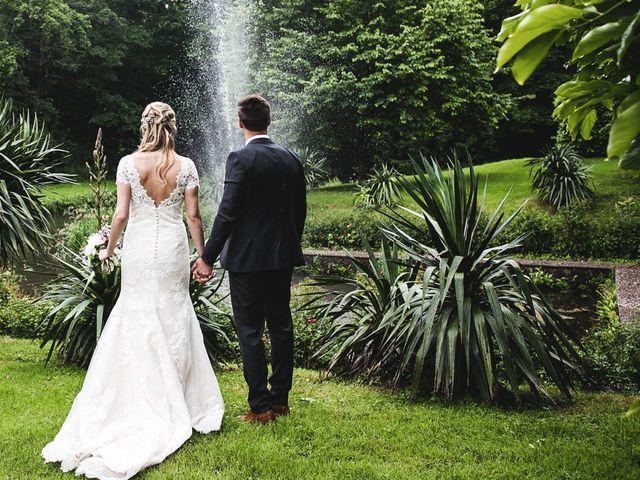 Le mariage de Sophie et Geoffrey