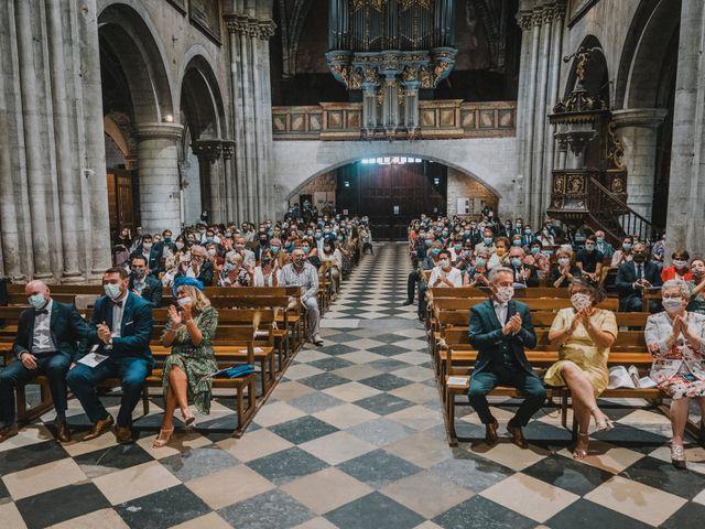 Le mariage de Florian et Céline à Oloron-Sainte-Marie, Pyrénées-Atlantiques 32