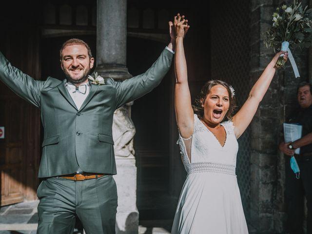 Le mariage de Florian et Céline à Oloron-Sainte-Marie, Pyrénées-Atlantiques 34