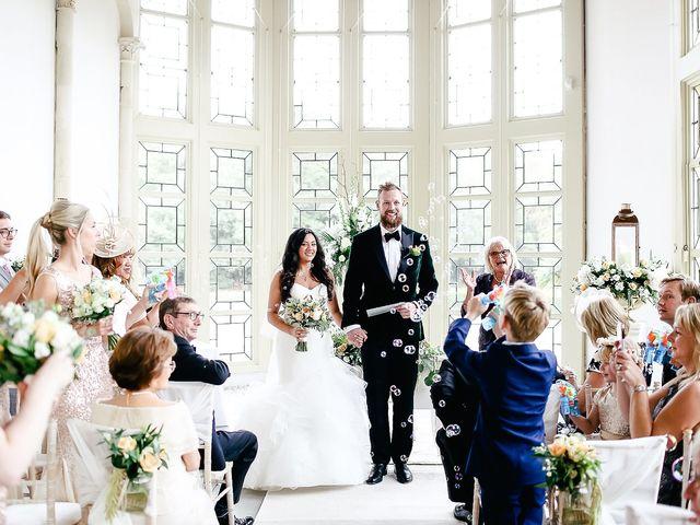 Le mariage de Patrick et Liz à Saint-Briac-sur-Mer, Ille et Vilaine 14