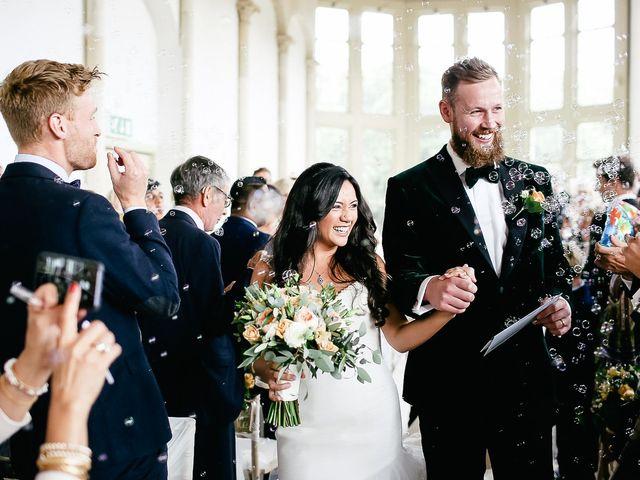 Le mariage de Patrick et Liz à Saint-Briac-sur-Mer, Ille et Vilaine 15
