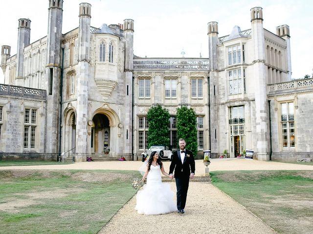 Le mariage de Liz et Patrick