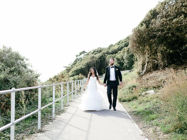 Le mariage de Patrick et Liz à Saint-Briac-sur-Mer, Ille et Vilaine 20