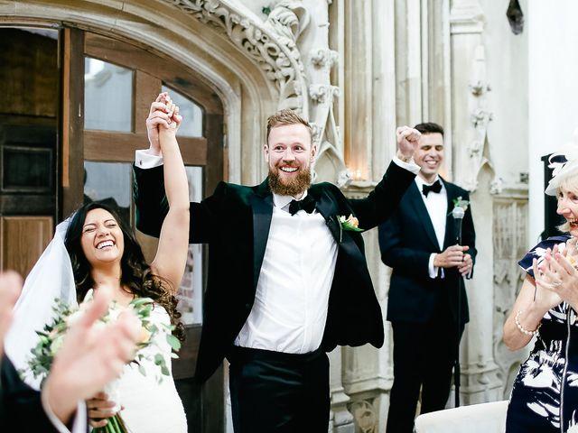 Le mariage de Patrick et Liz à Saint-Briac-sur-Mer, Ille et Vilaine 24