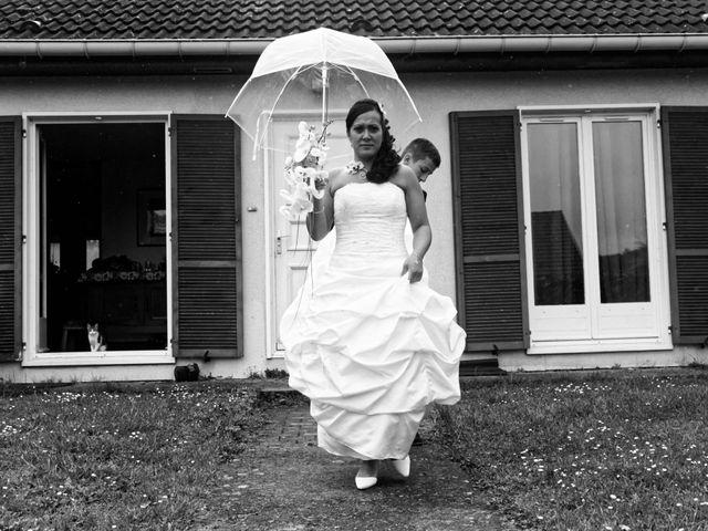 Le mariage de Guillaume et Tatiana à Saint-Rémy-sur-Avre, Eure-et-Loir 5