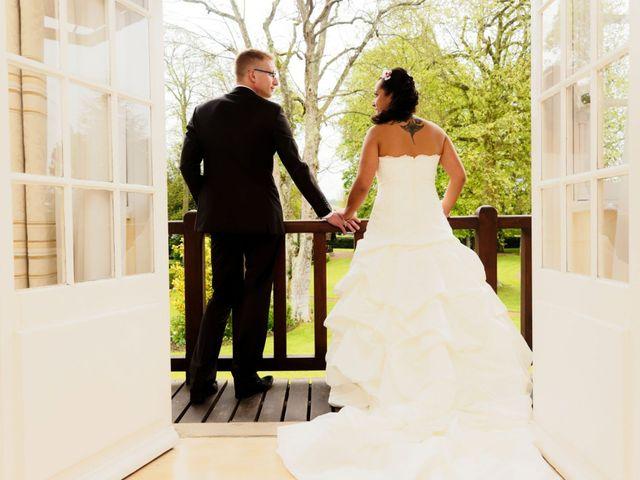 Le mariage de Guillaume et Tatiana à Saint-Rémy-sur-Avre, Eure-et-Loir 7
