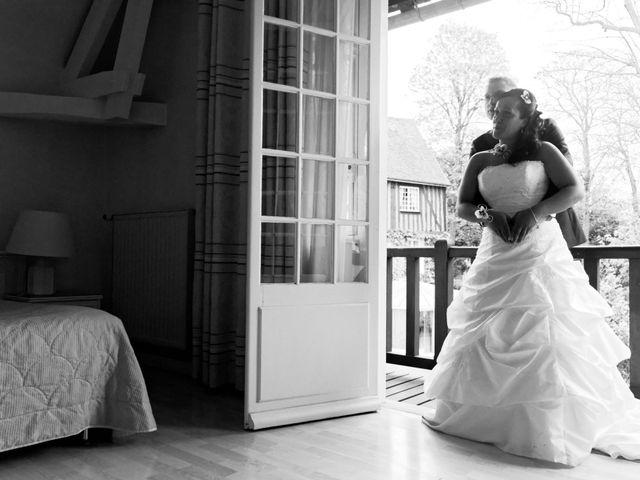 Le mariage de Guillaume et Tatiana à Saint-Rémy-sur-Avre, Eure-et-Loir 8
