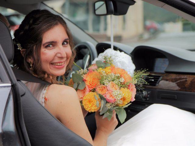 Le mariage de Fabien et Laure à Léognan, Gironde 1