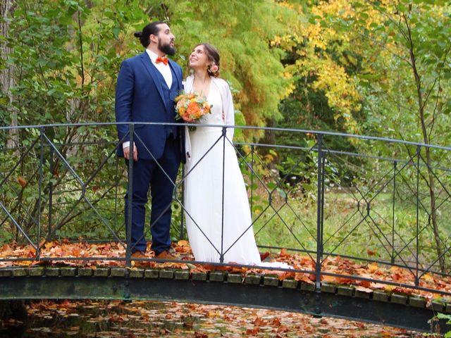 Le mariage de Fabien et Laure à Léognan, Gironde 9