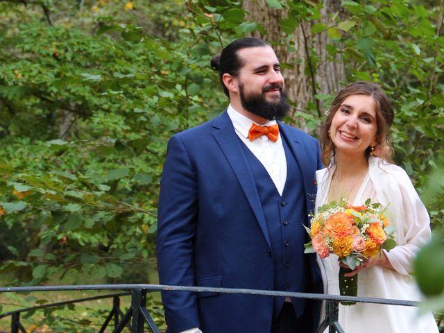 Le mariage de Fabien et Laure à Léognan, Gironde 10