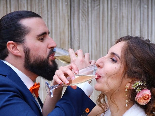 Le mariage de Fabien et Laure à Léognan, Gironde 20