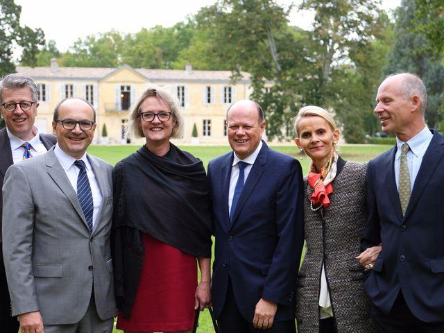 Le mariage de Fabien et Laure à Léognan, Gironde 26