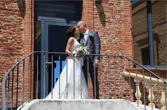 Le mariage de Alexis et Julie à Léguevin, Haute-Garonne 1