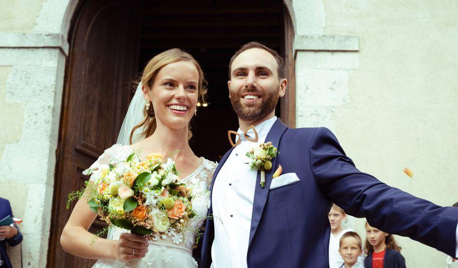 Le mariage de Jefferson et Claire à Orléans, Loiret