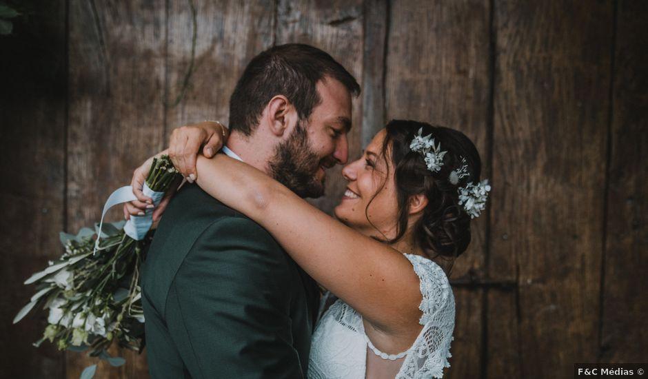 Le mariage de Florian et Céline à Oloron-Sainte-Marie, Pyrénées-Atlantiques