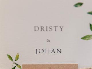 Le mariage de Dristy et Johan 3