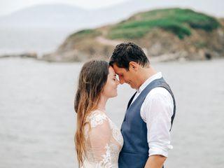 Le mariage de Alexandre et Alexia
