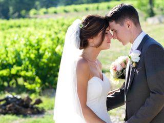 Le mariage de Cynthia et Steve