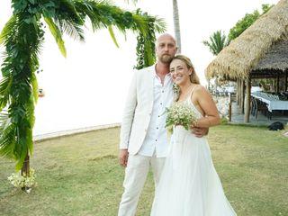 Le mariage de Victoria et Scott