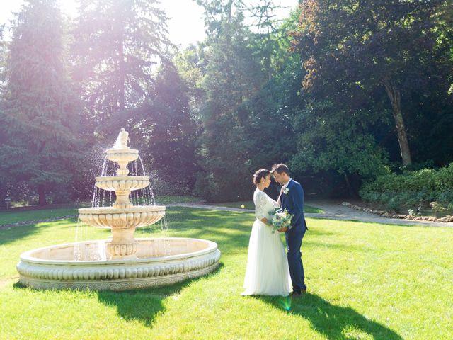 Le mariage de Dristy et Johan