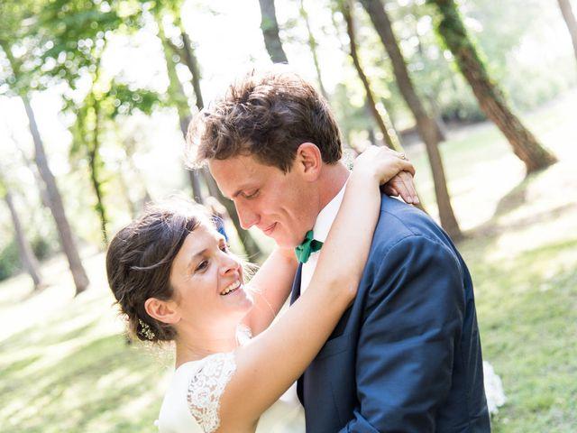 Le mariage de Fanny et Marc